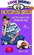 Encyclopedia Brown and the Case of the Sleeping Dog (Encyclopedia Brown, 21) by  Donald J. Sobol, Warren Chang (Illustrator) (Paperback)