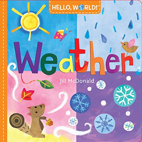 Hello World: Weather Book