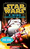 Starfighters of Adumar (Star Wars: X-Wing Series, Book 9) - book cover picture