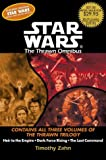 Star Wars : Thrawn Omnibus - book cover picture