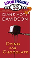Dying for Chocolate by  Diane Mott Davidson (Mass Market Paperback)