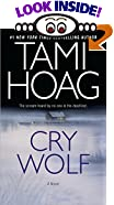 Cry Wolf by  Tami Hoag (Paperback) 