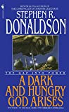 A Dark and Hungry God Arises - book cover picture