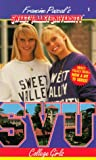 College Girls (Sweet Valley University(R)) - book cover picture