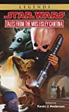 Star Wars: Tales from Mos Eisley Cantina (Star Wars (Random House Paperback)) - book cover picture
