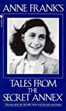 Anne Frank's Tales from the Secret Annex - book cover picture