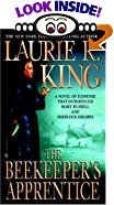 The Beekeeper's Apprentice by  Laurie R. King (Paperback - August 1996)