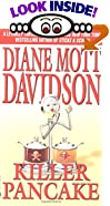 Killer Pancake by  Diane Mott Davidson, Hooper (Mass Market Paperback - September 1996)