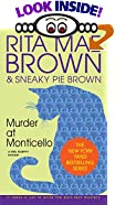 Murder at Monticello: Or Old Sins by  Rita Mae Brown, et al (Mass Market Paperback - October 1995)