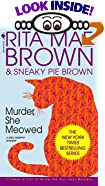 Murder, She Meowed by  Rita Mae Brown, et al (Paperback - November 1997)