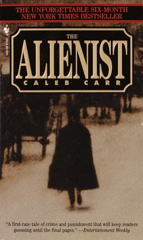 The Alienist, Carr, Caleb