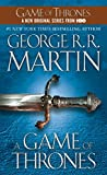 A Game of Thrones (A Song of Ice and Fire, Book 1) - book cover picture