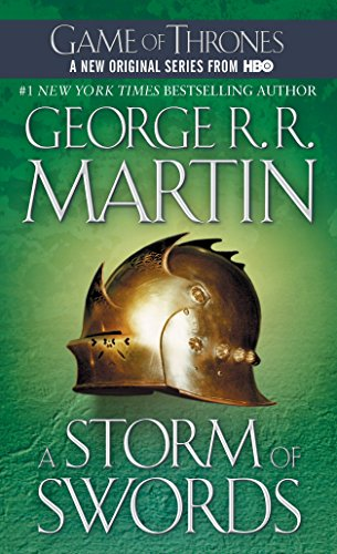 A Storm of Swords (A Song of Ice and Fire, Book 3), Martin, George R. R.