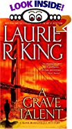 A Grave Talent by  Laurie R. King (Paperback)