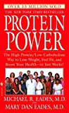 cover of Protein Power: The High-Protein/Low Carbohydrate Way to Lose Weight, Feel Fit, and Boost Your Health-in Just Weeks!