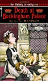 Death at Buckingham Palace : Her Majesty Investigates (Her Majesty Investigates) - book cover picture