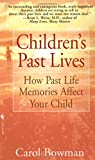 Children's Past Lives book cover.