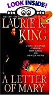A Letter of Mary by  Laurie R. King (Mass Market Paperback - February 1998)