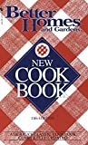 Better Homes & Gardens New Cookbook : 11th Edition (Crime Line) - book cover picture