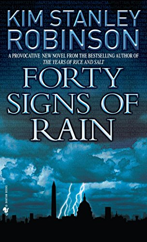 Forty Signs of Rain (Science in the Capital Trilogy), Robinson, Kim Stanley