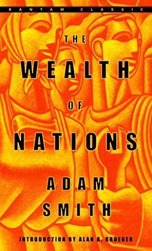 The Wealth of Nations Book Cover Picture