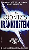 Dean Koontz's Frankenstein, Book One: Prodigal Son - book cover picture