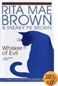 Whisker of Evil by  Rita Mae Brown (Hardcover - April 2004)