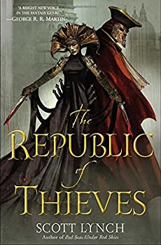 "Cover & Synopsis: ""The Republic of Thieves"" by Scott Lynch"