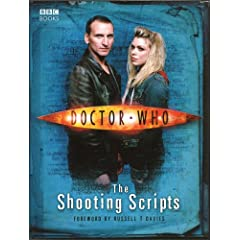 Doctor Who: The Shooting Scripts (Doctor Who (BBC Hardcover))