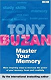 Book Cover: Master Your Memory By Tony Buzan