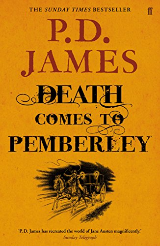 Death Comes to Pemberley [Paperback]