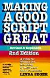 Making a Good Script Great - book cover picture