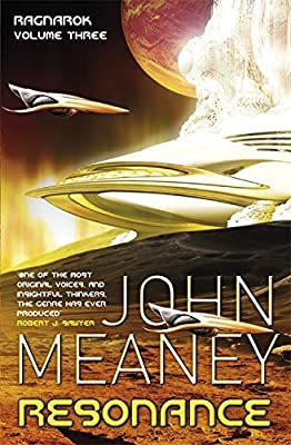 Cover & Synopsis: RESONANCE by John Meaney