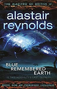 The Book Trailer for Alastair Reynolds