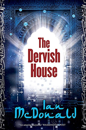 The Dervish House. Ian McDonald