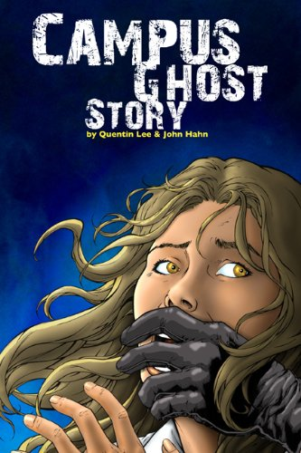 Campus Ghost Story cover