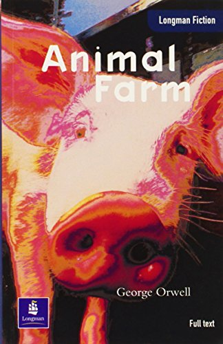 Animal Farm (Penguin Longman Reader Advancd)