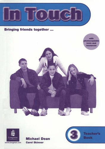 PDF In Touch Teachers Book 3 Bringing Friends Together _