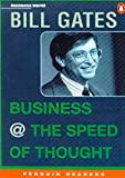 Book Cover: Business @ The Speed Of Thought: Using A Digital Nervous System By Bill Gates And Collins Hemingway