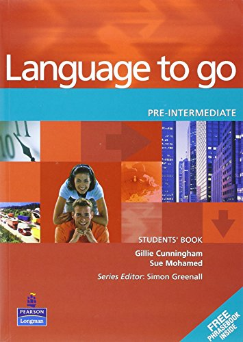 Language to Go Pre-Intermediate Students (LNGG)