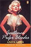 Gentlemen Prefer Blondes, Level 2, Penguin Readers (Penguin Reading Lab, Level 2)