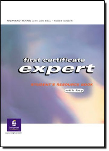 First Certificate Leader Workbook With Key