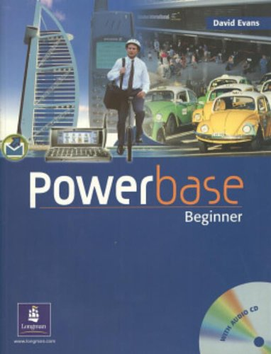 Powerbase Level 1 Course Book and Class CD Pack (Powerhouse)