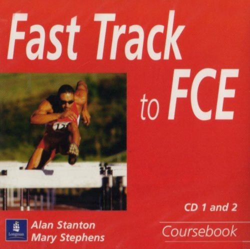 Fast Track to Fce Audio CD 1-2