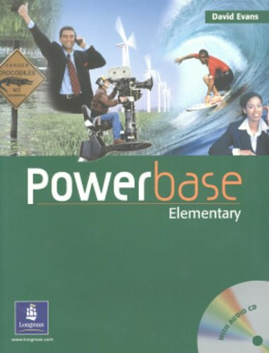 Powerbase Level 2 Course Book and Class CD Pack (Powerhouse)