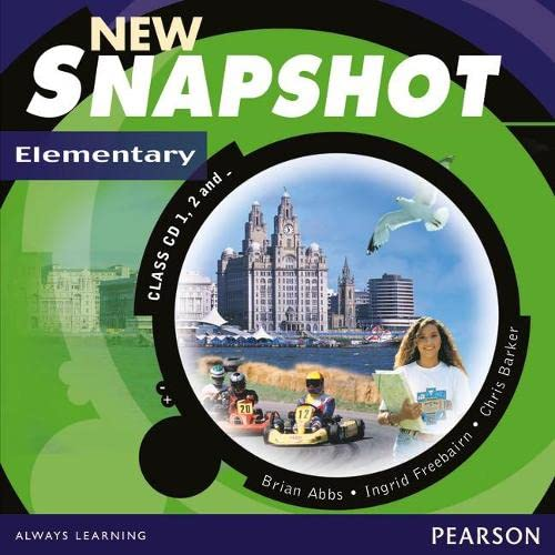 New Snapshot: Elementary Level: Audio Class Cds 1-3