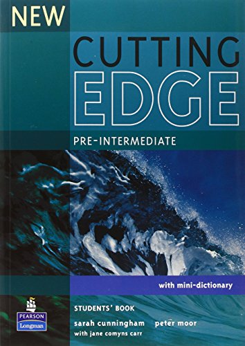 New Cutting Edge: Pre-intermediate: Student's Book: Pre-intermediate with Mini-d