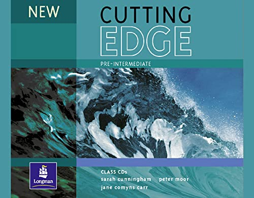 New Cutting Edge Pre-Intermediate Class CD 1-3