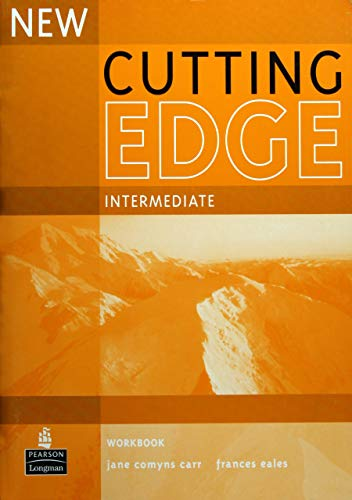 Intermediate Workbook No Key (Cutting Edge)