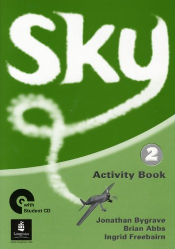 Sky: Activity Book and CD Level 2